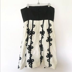 Lilly Pulitzer Dresses - Lilly Pulitzer Black White Floral Dress